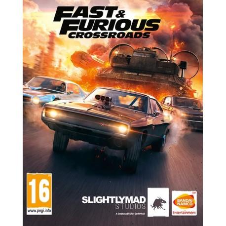 خرید بازی Fast and Furious Crossroads برای کامپیوتر