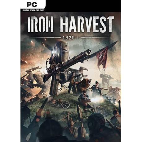 خرید بازی Iron Harvest برای کامپیوتر
