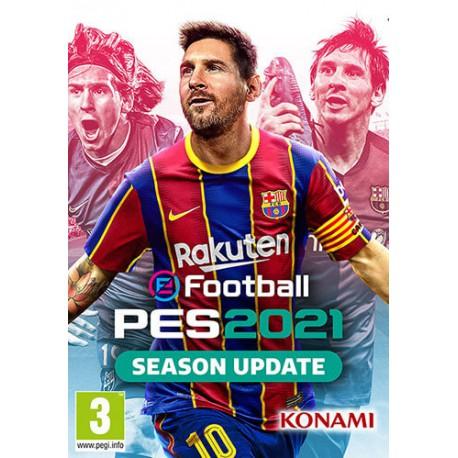 خرید بازی eFootball PES 2021 برای PC