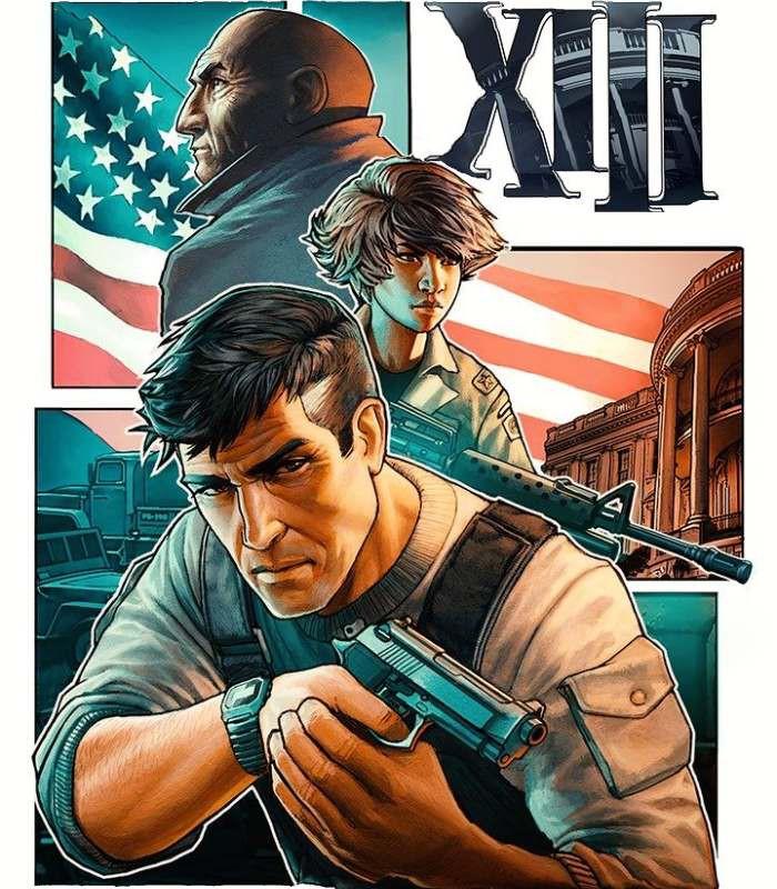 خرید بازی XIII Remake برای کامپیوتر