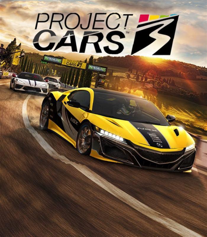 خرید بازی Project CARS 3 Deluxe Edition برای کامپیوتر