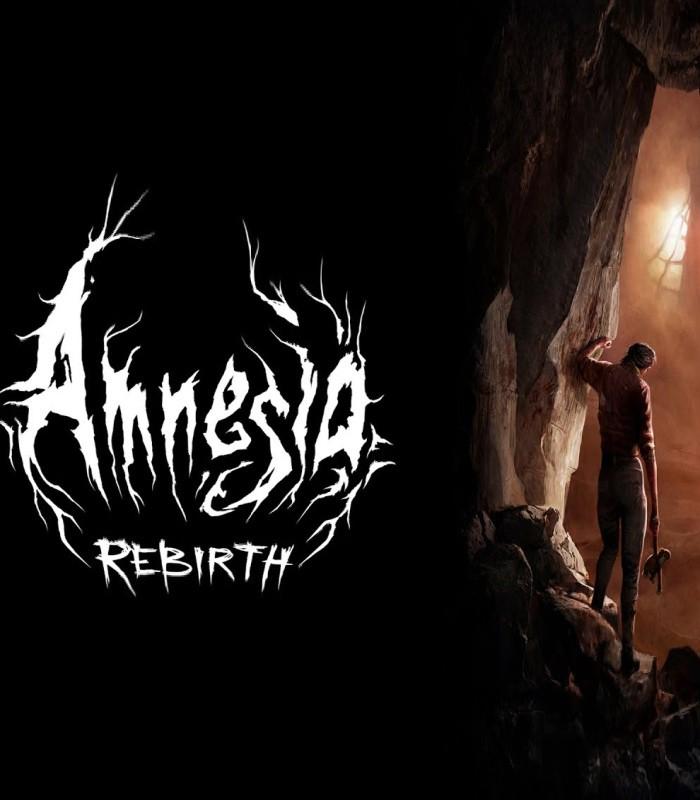 خرید بازی Amnesia Rebirth برای کامپیوتر