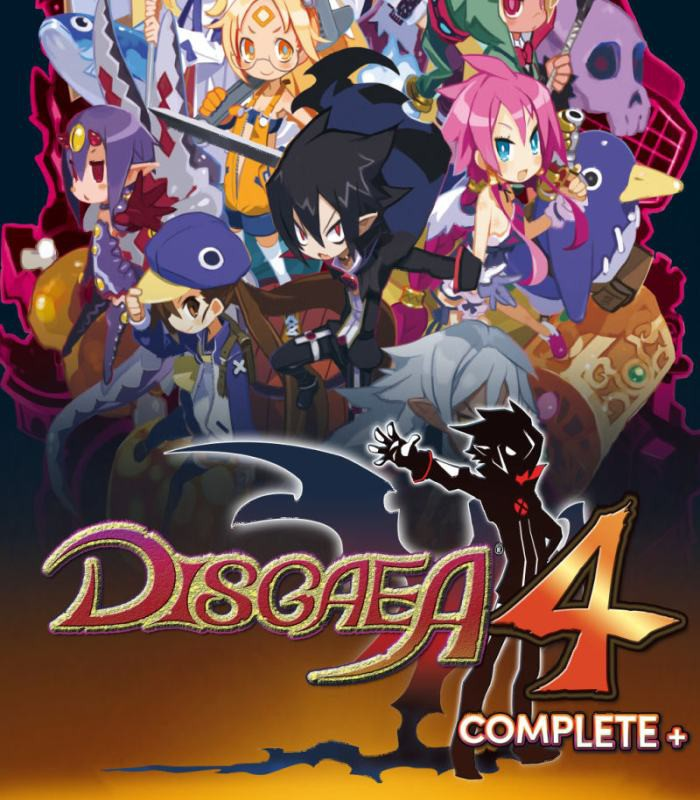 خرید بازی Disgaea 4 Complete Plus برای کامپیوتر