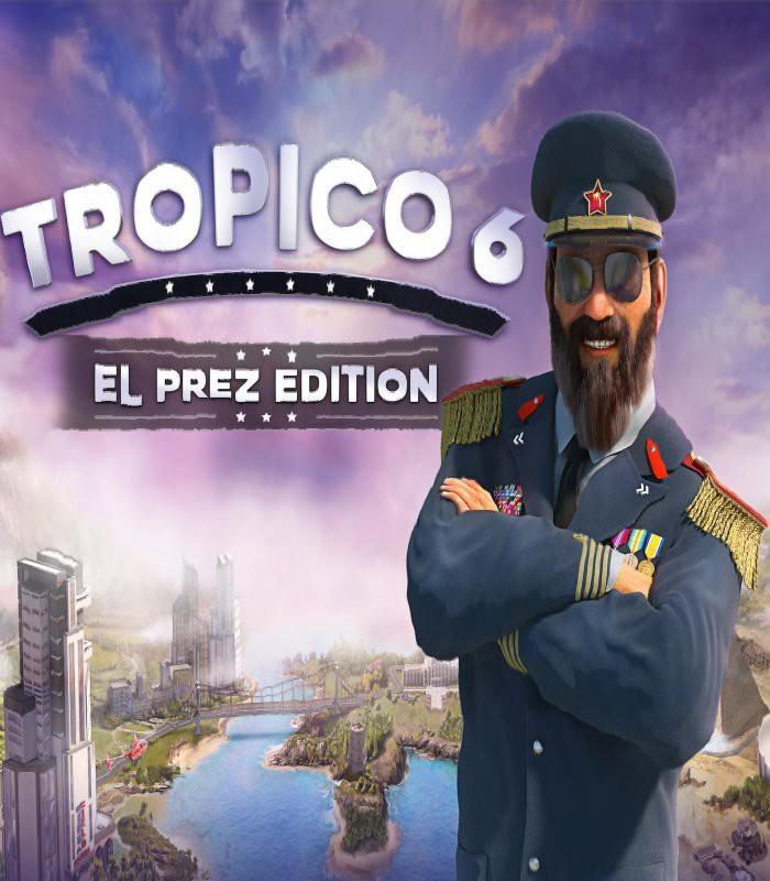 خرید بازی Tropico 6 The Llama of Wall Street برای کامپیوتر