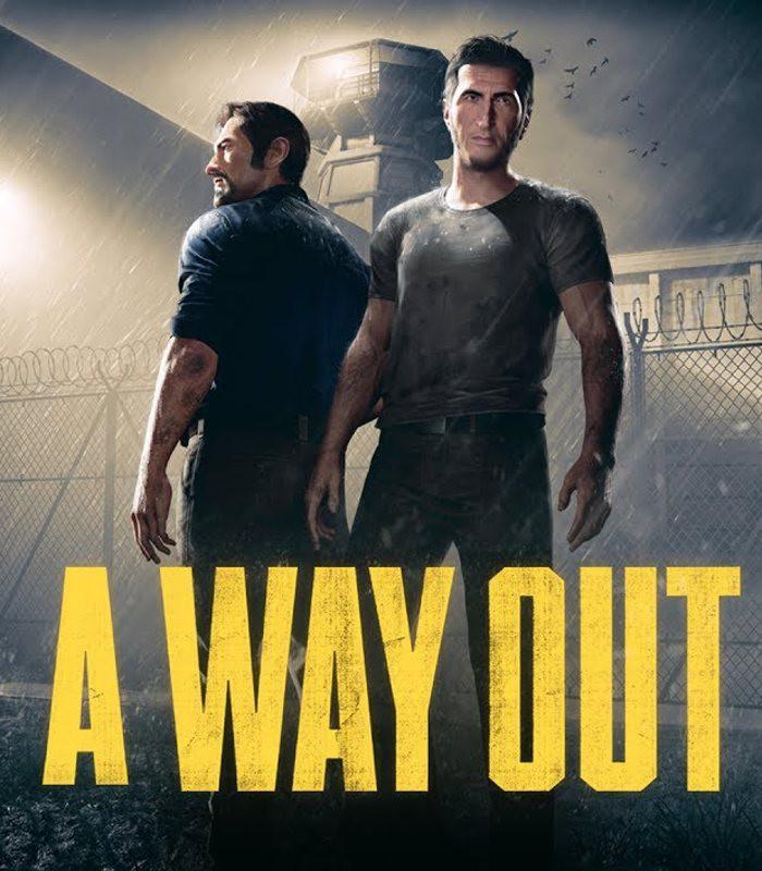 خرید بازی A Way Out برای کامپیوتر