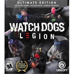 سی دی کی اشتراکی آفلاین Watch Dogs: Legion Ultimate Edition بدون بکاپ بازی