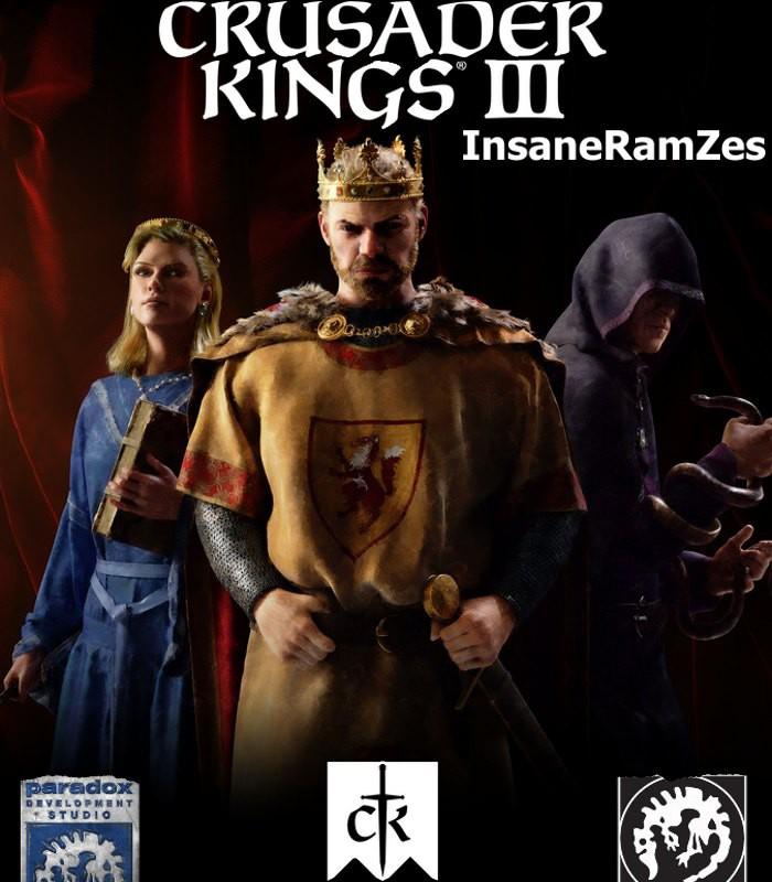 خرید بازی Crusader Kings III InsaneRamZes برای کامپیوتر