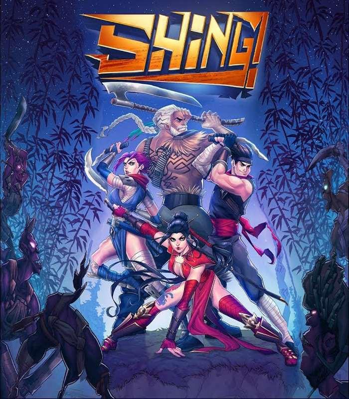 دانلود بازی Shing برای کامپیوتر