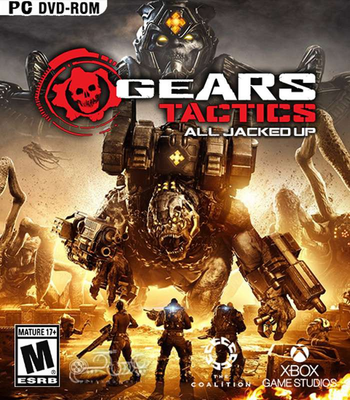 خرید بازی Gears Tactics Jacked برای کامپیوتر
