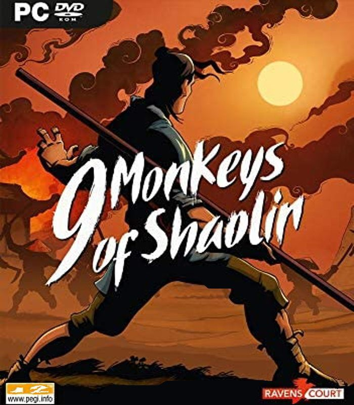 خرید بازی Monkeys of Shaolin برای کامپیوتر