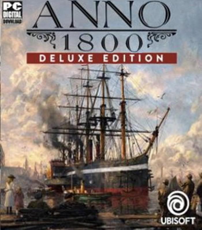 خرید بازی Anno 1800 Digital Deluxe Edition برای کامپیوتر