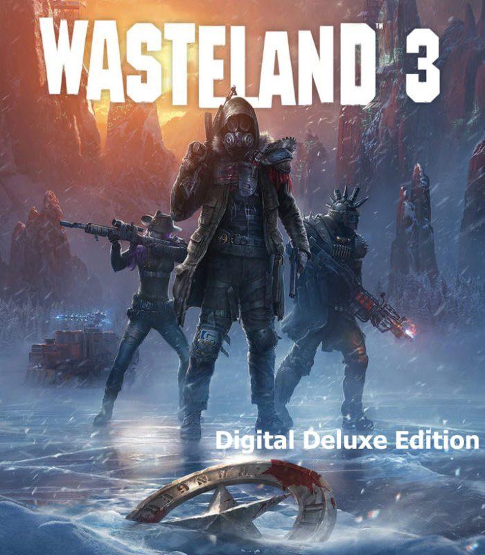 خرید بازی Wasteland 3 Digital Deluxe Edition برای کامپیوتر