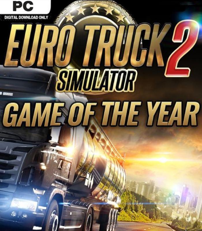 خرید بازی Euro Truck Simulator 2 - GOTY Edition برای کامپیوتر