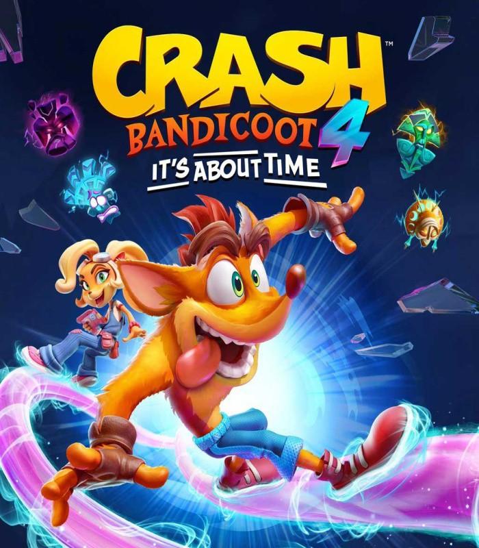 خرید بازی Crash Bandicoot 4 Its About Time برای کامپیوتر