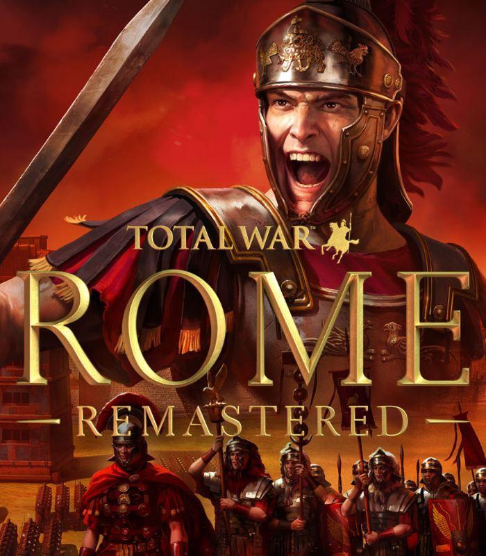 خرید بازی Total War ROME REMASTERED برای کامپیوتر