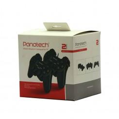 دسته بازی کامپیوتر دوبل شوک دار Panatech مدل P-G505