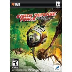 عملیات دفاع از زمین در برابر حشرات | Earth Defense Force Insect Armageddon