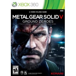 بازی Metal Gear Solid V Ground Zeroes