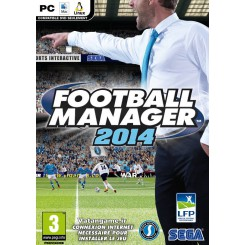 مدیریت فوتبال 2014 | Football Manager 2014