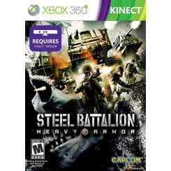بازی Steel Battalion Heavy Armor