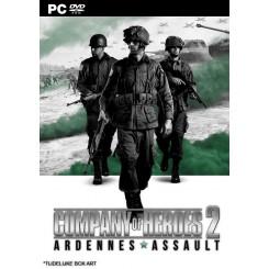 کمپانی قهرمانان 2 | company of heroes 2 ardennes assault