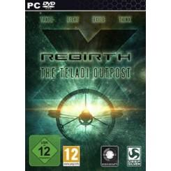 تولد دوباره ایکس پایگاه تلادی | X Rebirth The Teladi Outpost