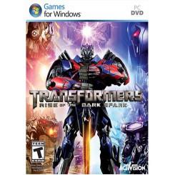 تبدیل شوندگان : ظهور جرقه تاریک | Transformers: Rise Of The Dark Spark