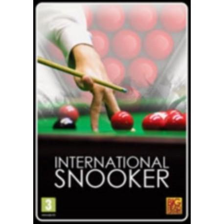 مسابقات جهانی اسنوکر   International Snooker
