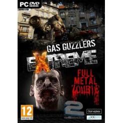 گاز گازلرز مبارزه افراطی آهن با زامبی | Gas Guzzlers Extreme Full Metal Zombie