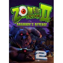 نبرد زامبی ها 2   Zombie Tycoon 2 Brainhovs Revenge