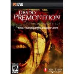 اخطار مرگبار   Deadly Premonition The Directors Cut