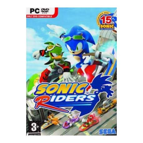 سوارهای سونیک | Sonic Riders
