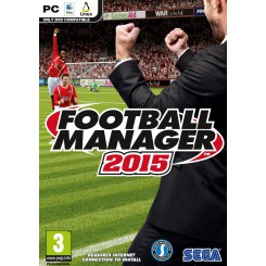 شبیه ساز فوتبال   Football Manager 2015