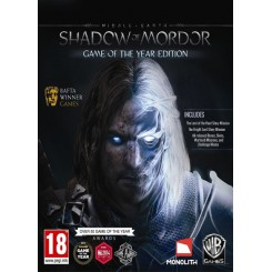 .نسخه سال | Middle Earth Shadow of Mordor GOTY Edition