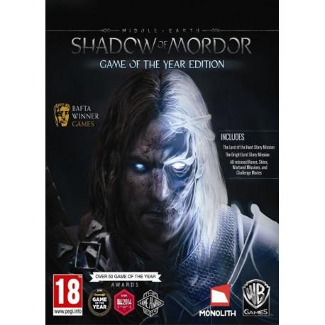 .نسخه سال | Middle Earth Shadow of Mordor GOTY Edition