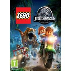 بازی لگو دوران ژوراسیک | LEGO Jurassic World