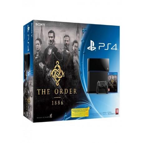 ASony PlayStation 4 - Region 2 - 500GB