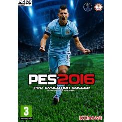 شبیه ساز فوتبال | Pro Evolution Soccer 2016