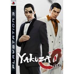 Yakuza 0 PS3