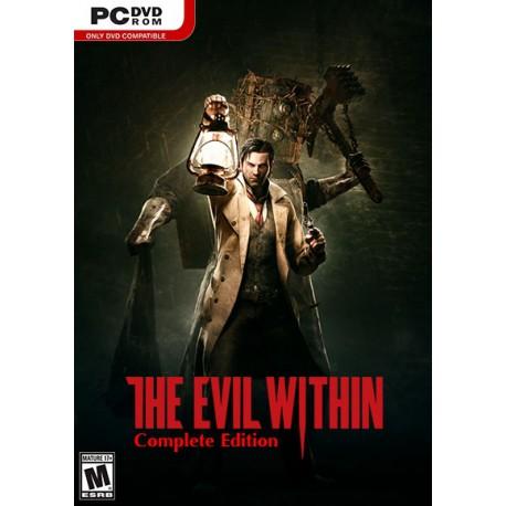 شیطان درون ویرایش نهایی |The Evil Within (Complete Edition)