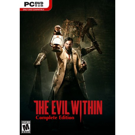 شیطان درون ویرایش نهایی  The Evil Within (Complete Edition)