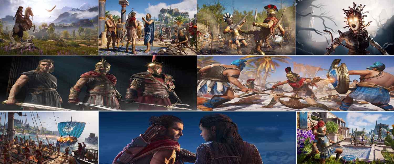 تصاویر بازی Assassin's Creed Odyssey