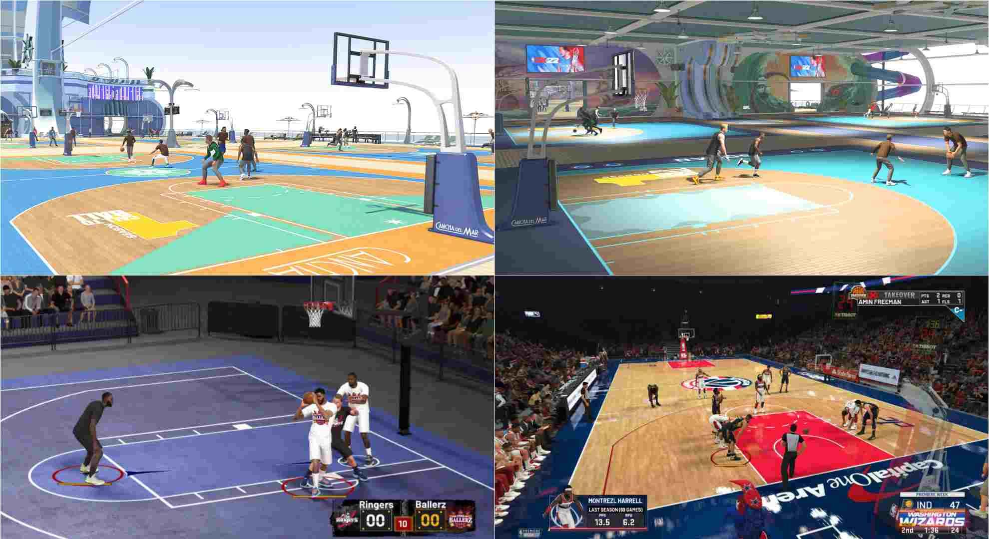 بازی NBA 2K22 – 75th Anniversary Edition برای کامپیوتر